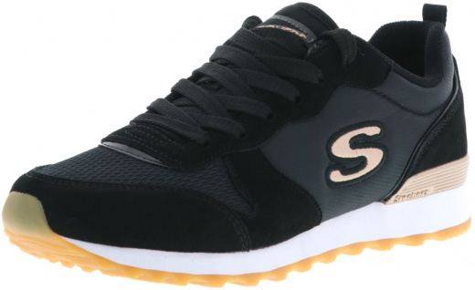 SKECHERS OG 85-Goldn Gurl Damen Sneaker schwarz