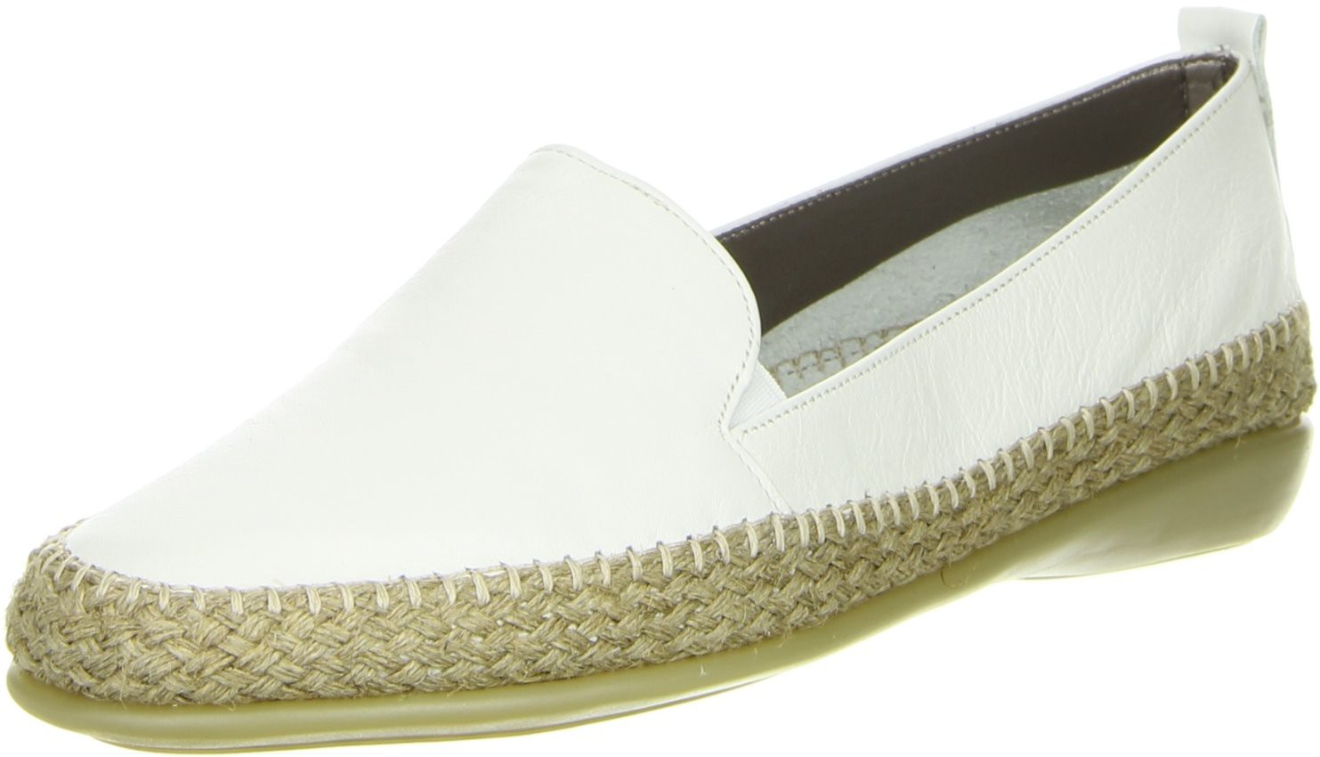 The Flexx Damen Slipper weiß