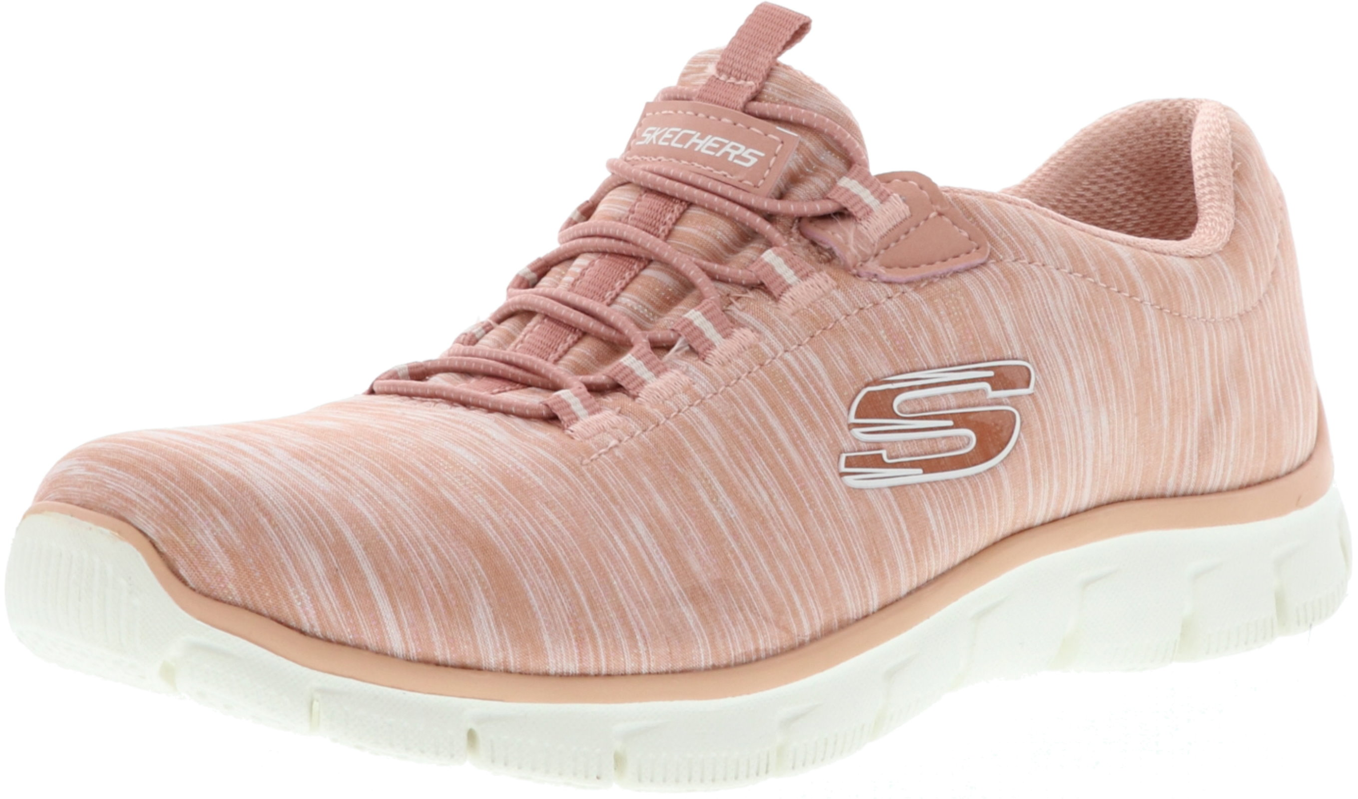 SKECHERS 12808ROS Empire See Ya Damen Sneaker Slipper rose N18EM