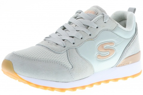 SKECHERS OG 85-Goldn Gurl Damen Sneaker grau