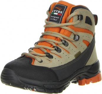 Lytos Kinder Wanderschuhe Trekkingschuhe orange