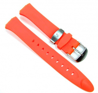 Calypso Damen Uhrenarmband Kunststoff Band orange K5162/6 K5162