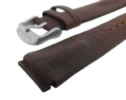 Uhrenarmband Leder Band braun für Timberland 12526G, 95020G - 28114 - Vorschau 2
