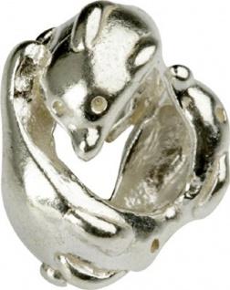 Charlot Borgen Marken Damen Bead Beads Drops Sammelelement 925/-Silber SC-12