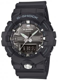 Casio G-Shock Analog-Digitale Herrenuhr Super-IllumiOutdoorr GA-810MMA-1AER