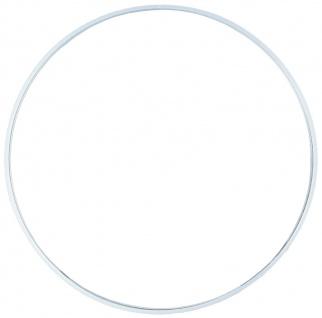 Junghans Ersatzglas Mineralglas mit Dichtung flach rund 056/4710