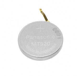 Citizen Akku Panasonic Knopfzelle Akku / Batterie 295-34 mit Fähnchen 34018