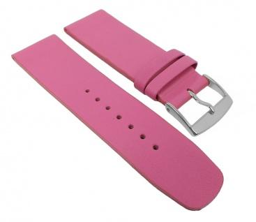 Graf Manufaktur Spree Damen Uhrenarmband Leder Band Pink 27092S