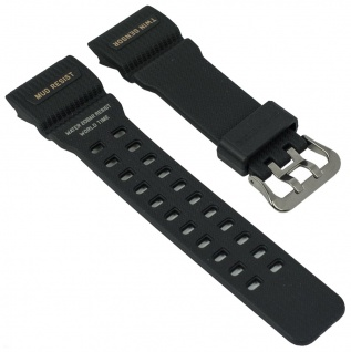 GG-1000-1A Armband Casio Collection Ersatzband Resin Replacement Band