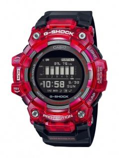 Casio G-Shock GBD-100SM-4A1ER Armbanduhr schwarz Training Planner Bluetooth