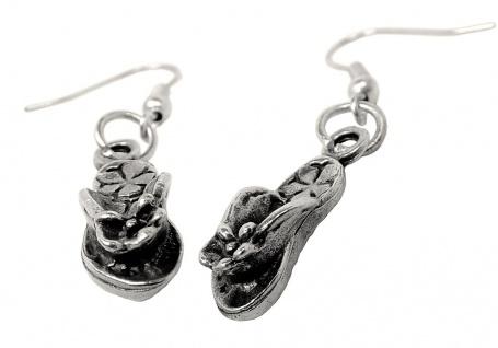 Minott Damen Ohrringe Metall Schuh-Anhänger MT-03573