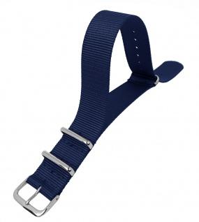 Minott XL Durchzugsband aus Nylon - blau, erhältlich in unterschiedlichen Größen