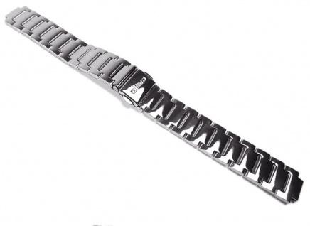 Casio Uhrenarmband Edelstahl Band für LTP-1282D LTP-1191A