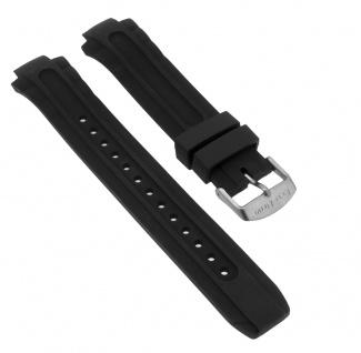 Citizen Eco Drive Herrenuhr Ersatzband schwarz Kunststoff BN0070-09E