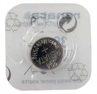 Renata 394 Silberoxyd Knopfzelle SR936SW Batterie Swiss Made 1, 55 V