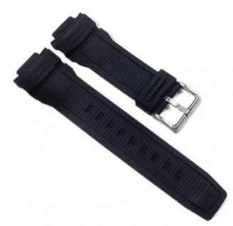 Calypso Uhrenarmband Kunststoff schwarz K5573