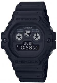 Casio G-Shock Digitale Herrenuhr DW-5900-1ER in schwarz mit DW-5900BB-1ER