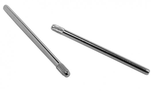 Minott Stifte | 2x Uhrenstifte / Verbindungsstifte Ø 0, 9 für Metallbänder| 32736
