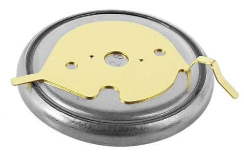 Panasonic Knopfzelle Akku Batterie MT1620 Lithium Ionen (LiIon) mit Fähnchen 34239 - Vorschau 2