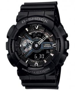 Casio G-SHOCK Herrenuhr Armbanduhr Stoßfest Antimagnetisch GA-110-1BER