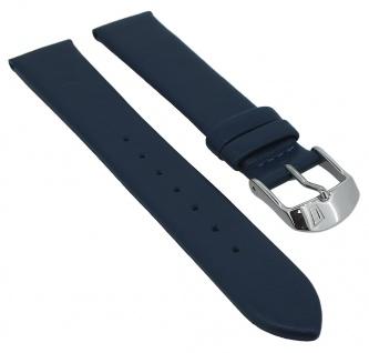 Festina Ersatzband 17mm glattes Leder blau glatt F20473 F20473/2