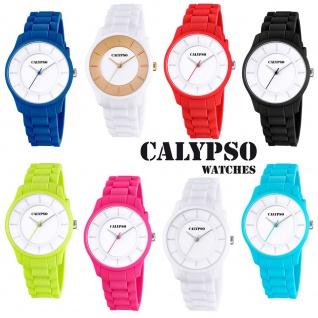 Calypso Damenarmbanduhr Quarzuhr Kunststoffuhr analog alle Modelle K5671