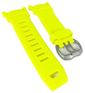 Timex Command Schock Ersatzband gelb Band Kunststoff Uhrenarmband TW5M18500