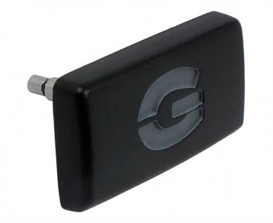 Casio G-Shock Drücker 6H Kunststoff schwarz GD-350 GD-350-1