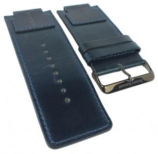 Bruno Banani Pagona Ersatzband Leder blau glatt PA3 750 350 BR20932 BR20931 BR20929