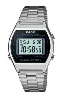 Casio Collection Retro Design Digitale Armbanduhr B640WD-1AVEF