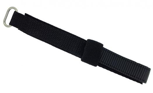 s.Oliver Ersatzband 15mm Klettband schwarz Nylon SO-1388 SO-1662 SO-2181 SO-1438 - Vorschau 3