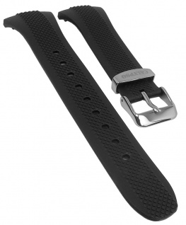 Uhrenarmband Kunststoff schwarz passend zu Calypso K6063/3 K6063/alle