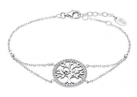 Lotus Silver TREE OF LIFE Armschmuck 925er Sterlingsilber Lebensbaum LP1746-2/1