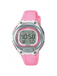 Casio Collection LW-203-4AVEF digital Uhr mit Stoppfunktion aus Resin