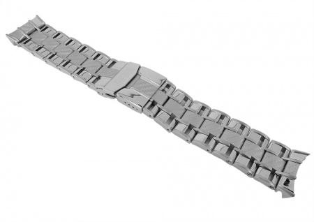 Festina Uhrenarmband Edelstahl Band Silberfarben für F16381