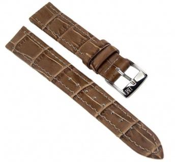 Morellato Bolle Uhrenarmband Kalbsleder Band Braun 18mm 20142S
