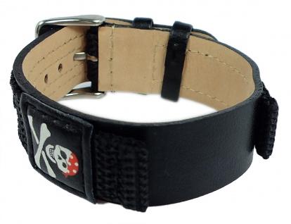 s.Oliver Ersatzband 14mm Leder/ Textil schwarz Unterlageband SO-2406-LQ