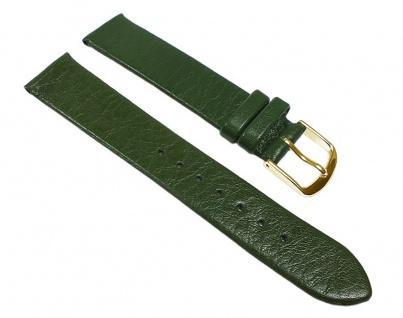 Minott Uhrenarmband Leder Band Dolly Grün 22679G