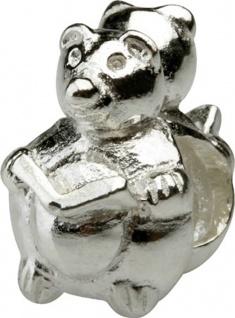 Charlot Borgen Marken Damen Bead Beads Drops Sammelelement 925/-Silber SC-16