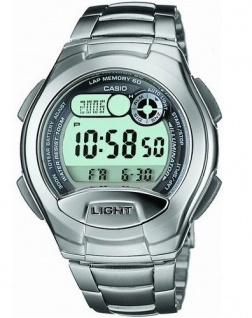 Casio Collection Herrenuhr Digital W-752D-1AVES