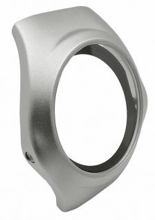 Junghans Funk Ersatzgehäuse grau matt Aluminium eloxiert 052/2210