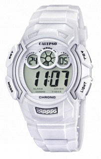 Calypso Armbanduhr Herrenuhr Digital Uhr Chronograph 10 ATM K5592/1