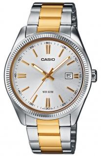 Casio Collection Herrenuhr Analoguhr MTP-1302PSG-7AVEF