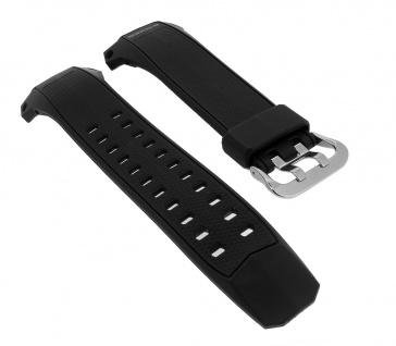 Herrenuhrarmband Casio | Ersatzband für G-Shock Resin schwarz für G-056B