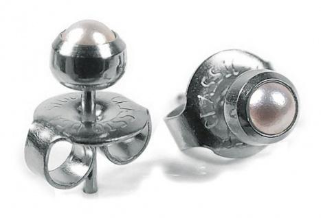 STUDEX Erstohrstecker Ohrschmuck Stecker Ø 4mm aus Edelstahl 100 % Steril 23844