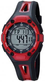 Calypso Kinderarmbanduhr Quarzuhr Kunststoffuhr mit Polyurethanband Alarm-Chronograph digital K5666/4