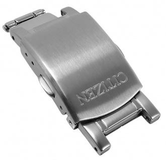Citizen Eco-Drive Ersatzschließe 18mm silberfarben Edelstahl AW1231-58A