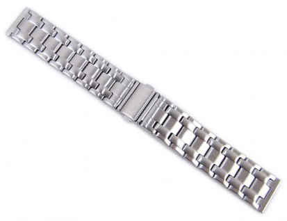 Uhrenarmband Edelstahl Band 20mm 21160