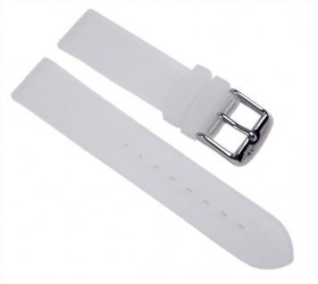 Morellato Bit Silicone Uhrenarmband Silikon Band Transparent 22mm 20188S
