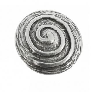 Minott Kette Schmuck Anhänger Spirale Messing im Used Look 27925